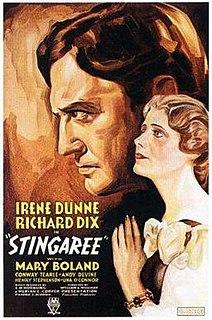 <i>Stingaree</i> (1934 film) 1934 film by William A. Wellman