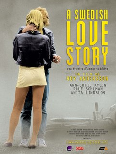 <i>A Swedish Love Story</i> 1970 film by Roy Andersson