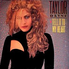 Taylor Dayne – Tell It to My Heart (single cover).jpg