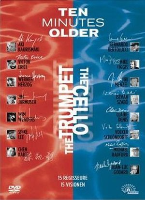 Ten Minutes Older - DVD release cover