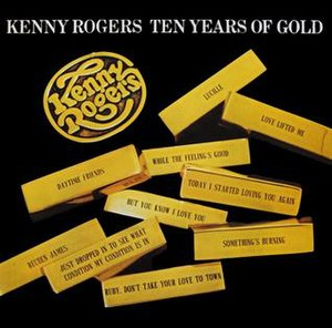 Ten Years of Gold - Image: Ten Years of Gold