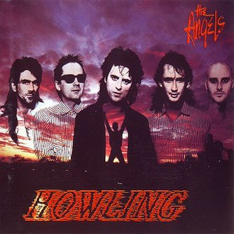 Howling (The Angels album) - Image: The Angels Howling