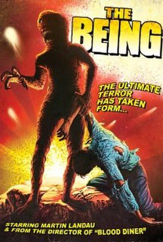 The Being - Theatrical release poster