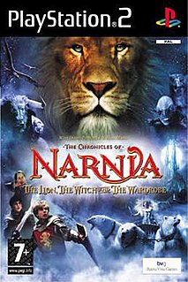 <i>The Chronicles of Narnia: The Lion, the Witch and the Wardrobe</i> (video game)