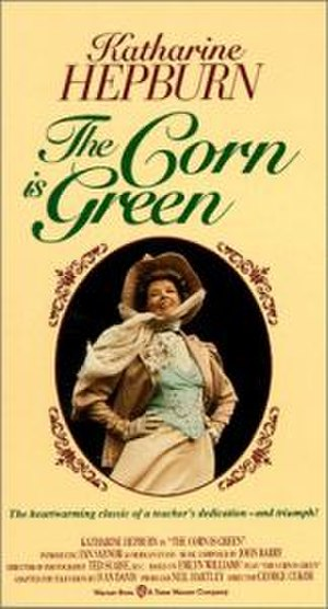 The Corn Is Green (1979 film) - The video box for the film.