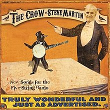 The Crow New Songs for the 5-String Banjo.jpg