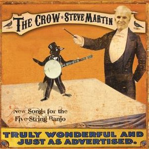The Crow: New Songs for the 5-String Banjo - Image: The Crow New Songs for the 5 String Banjo
