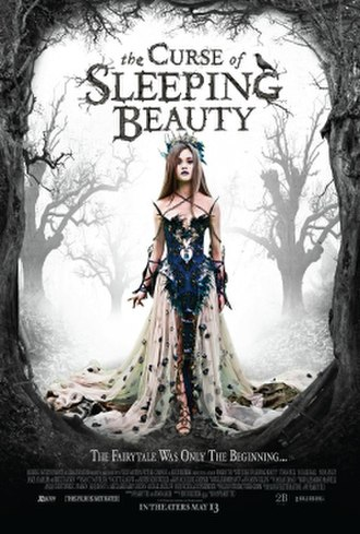 The Curse of Sleeping Beauty - Image: The Curse of Sleeping Beauty poster