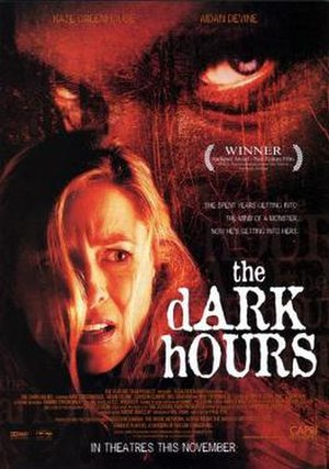 The Dark Hours - Image: The Dark Hours Film Poster