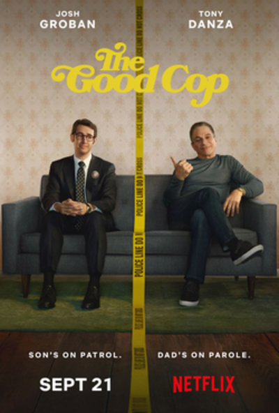 Picture of a TV show: The Good Cop