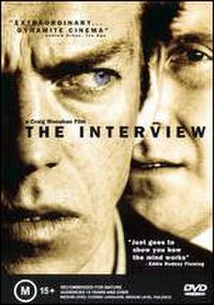 The Interview (1998 film) - Film poster.