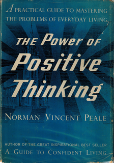 <i>The Power of Positive Thinking</i> book by Norman Vincent Peale
