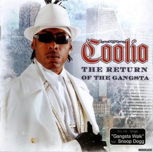 The Return of the Gangsta - Image: The Return of the Gangsta