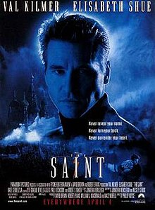220px The Saint 1997 poster