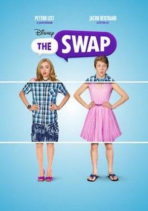 The Swap (2016 film) - Film poster
