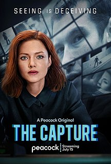 <i>The Capture</i> (TV series) TV Series