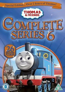 Thomas and Friends DVD Cover - Series 6.jpg