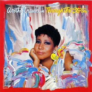 Through the Storm (Aretha Franklin album) - Image: Through the Storm