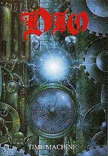 <i>Time Machine</i> (video) 1990 video by Dio