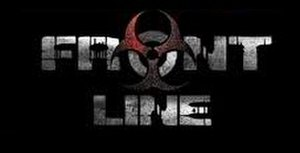 The TNA Front Line - The logo of TNA Front Line.