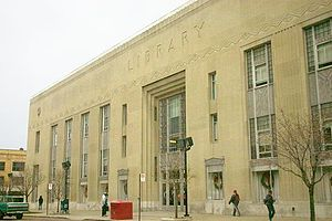 Toledo-Lucas County Public Library - Image: Toledo Main Library
