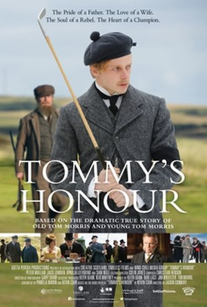 Tommy's Honour - Film poster