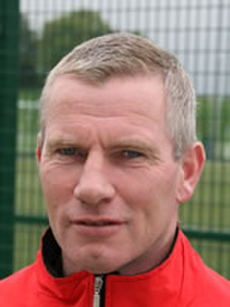 Tony Scullion - Scullion in his role as Ulster GAA Council Football Development Officer