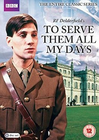 To Serve Them All My Days (TV series) - DVD cover