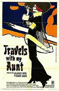 <i>Travels with My Aunt</i> (film) 1972 film