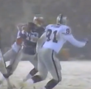 Tuck Rule Game - The tackle that generated controversy