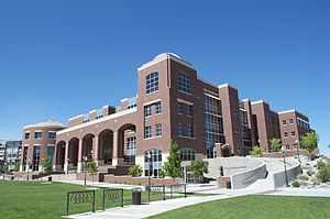 University of Nevada, Reno - UNR Matthewson-IGT Knowledge Center