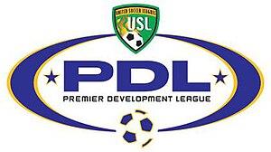 2012 PDL season - Image: USL PDL logo (2011–2015)
