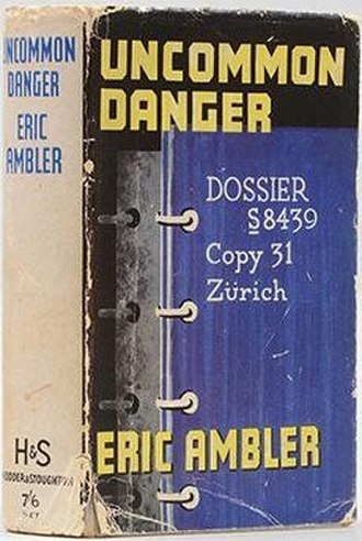 Uncommon Danger - First edition