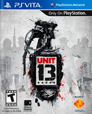 Unit 13 - Image: Unit 13 ps vita box art