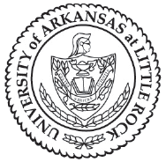 University of Arkansas at Little Rock Seal