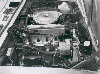 Chevrolet 2300 engine - Image: Vega 140 engine