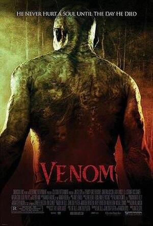Venom (2005 film) - Theatrical poster