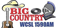 WCSL BigOcountry1590 logo.jpg