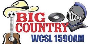 WCSL - Image: WCSL Big Ocountry 1590 logo