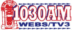 WEBS (AM) - Former logo