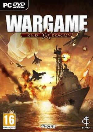 Wargame: Red Dragon - Image: Wargame Red Dragon Boxart