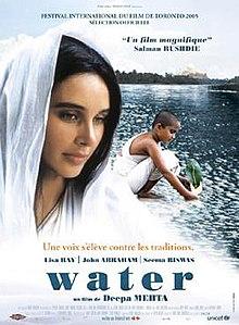 themes of water (novel) by bapsi sidhwa