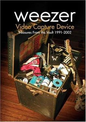 Weezer – Video Capture Device: Treasures from the Vault 1991–2002 - Image: Weezer Video Capture Device Treasures from the Vault 1991–2002