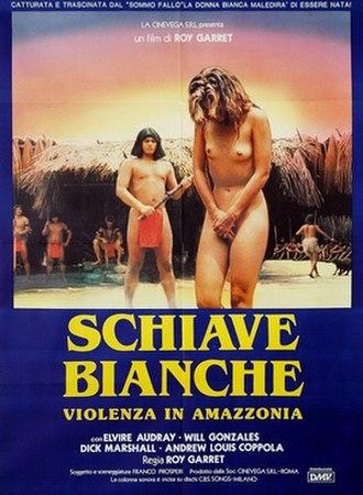 White Slave (film) - Theatrical release poster