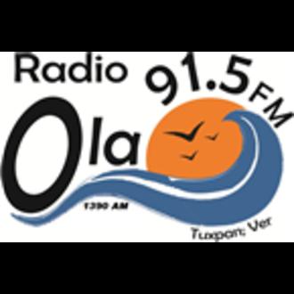 XHTL-FM (Veracruz) - Image: XETL radioola 915 1390 logo