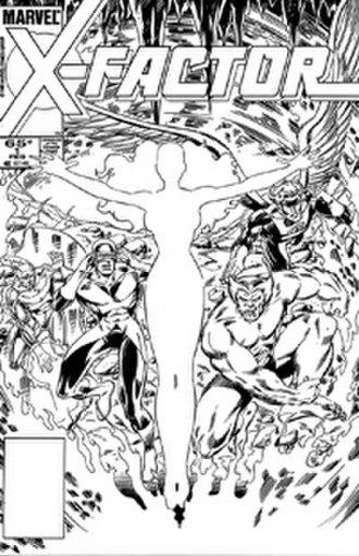 Jean Grey - Image: Xfactor 1undecided