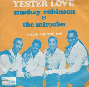 Yester Love - Image: Yester Love Miracles