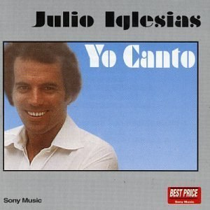 Yo canto (Julio Iglesias album) - Image: Yo Canto (Julio Iglesias album) cover