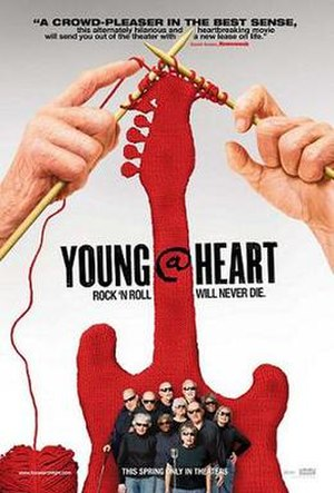 Young@Heart (film) - Theatrical release poster