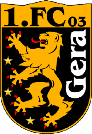 1. FC Gera 03 - Image: 1 FC Gera